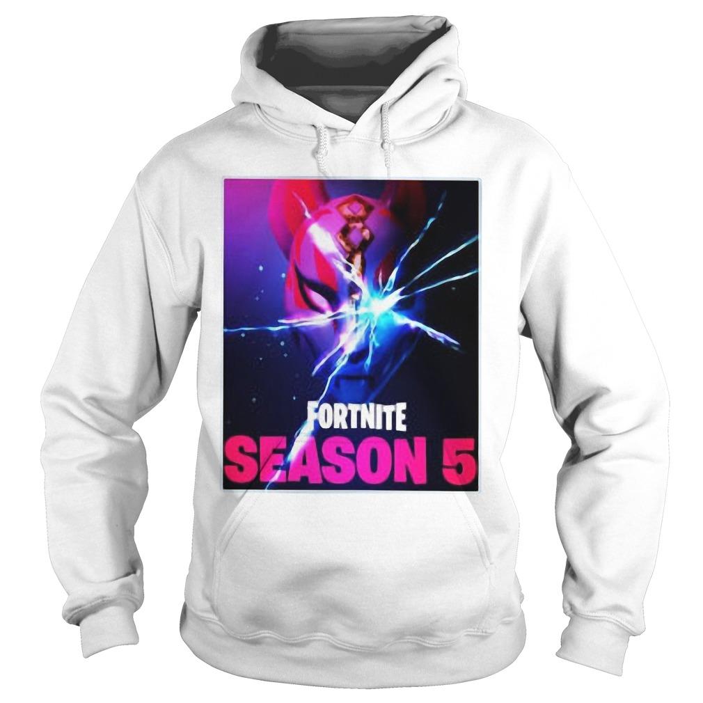 Fortnite Season 5 Hoodie