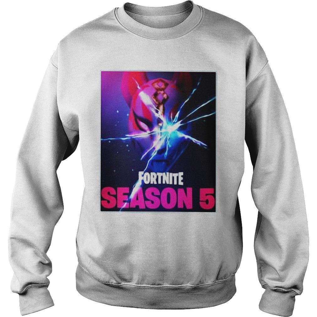 Fortnite Season 5 Sweater