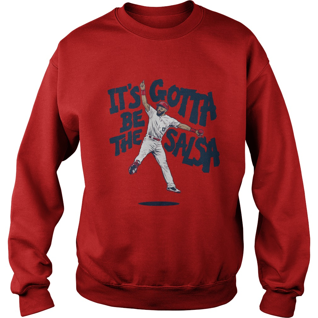 Its Gotta Be The Salsa Sweater - Matt Carpenter Salsa Sweater