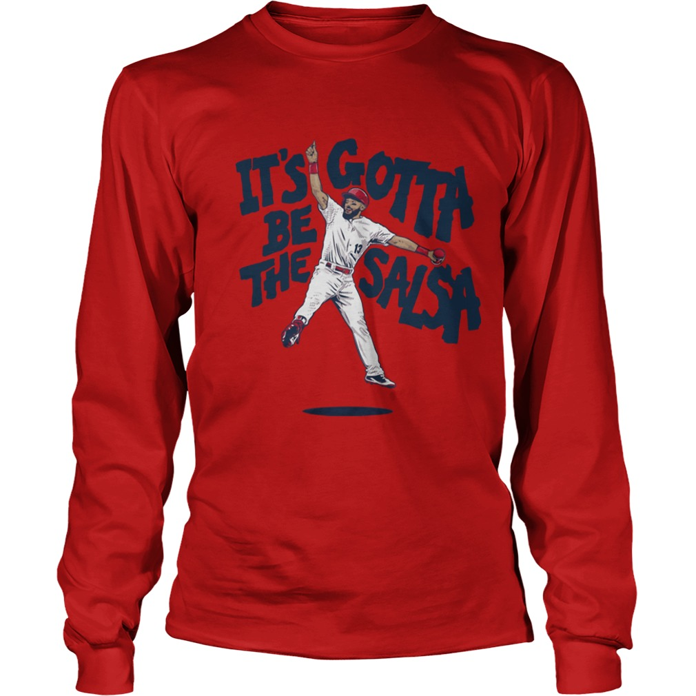 Matt Carpenter Salsa Long Sleeve Shirt