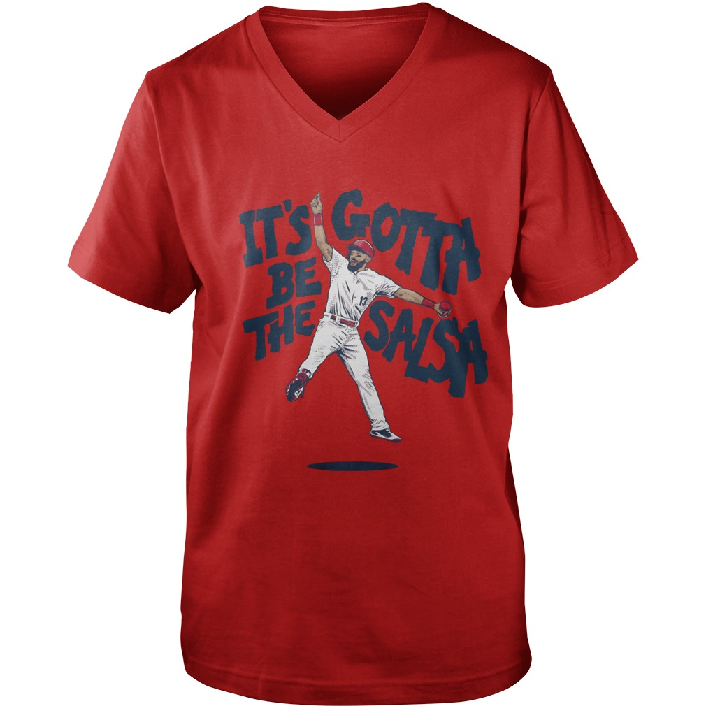Matt Carpenter Salsa Shirt