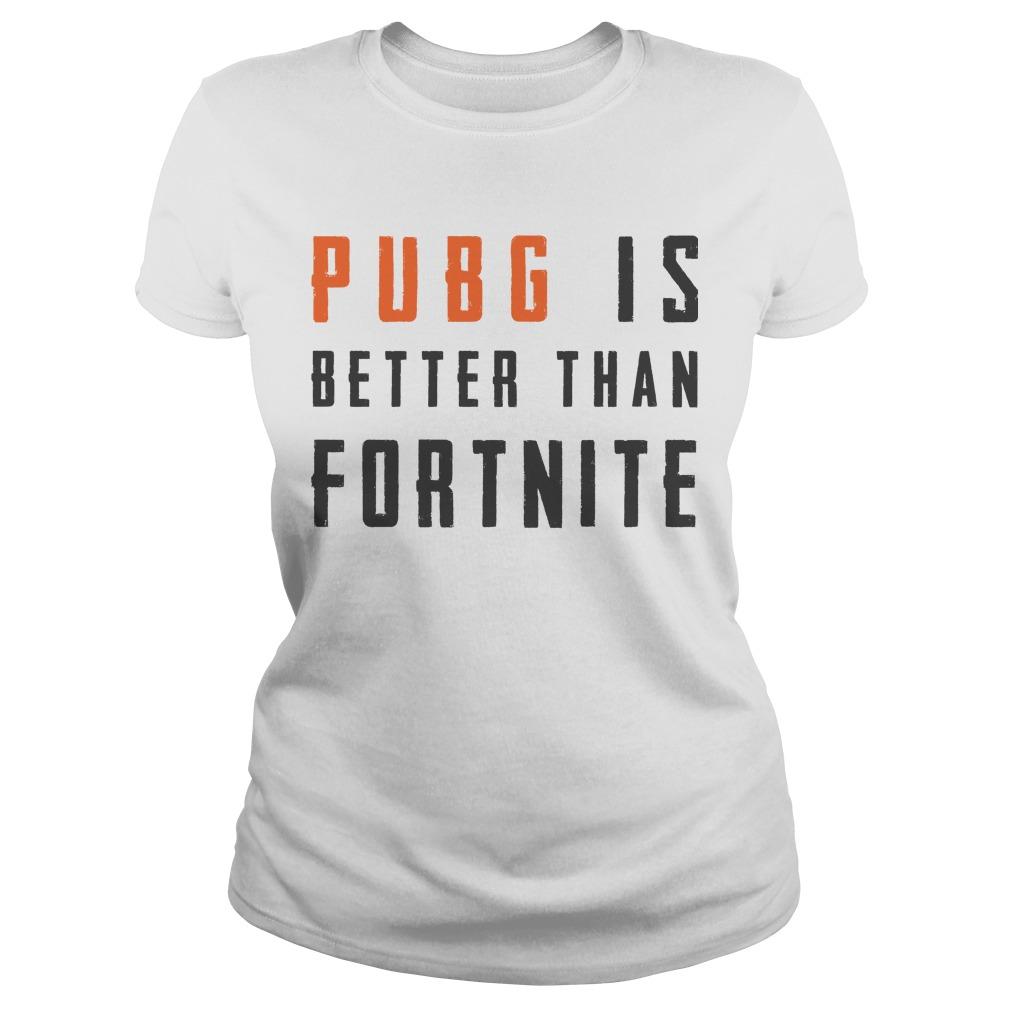 Pubg Is Better Than Fortnite Ladies