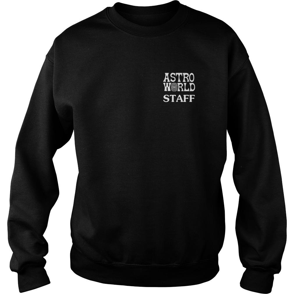 Astroworld Staff Sweater