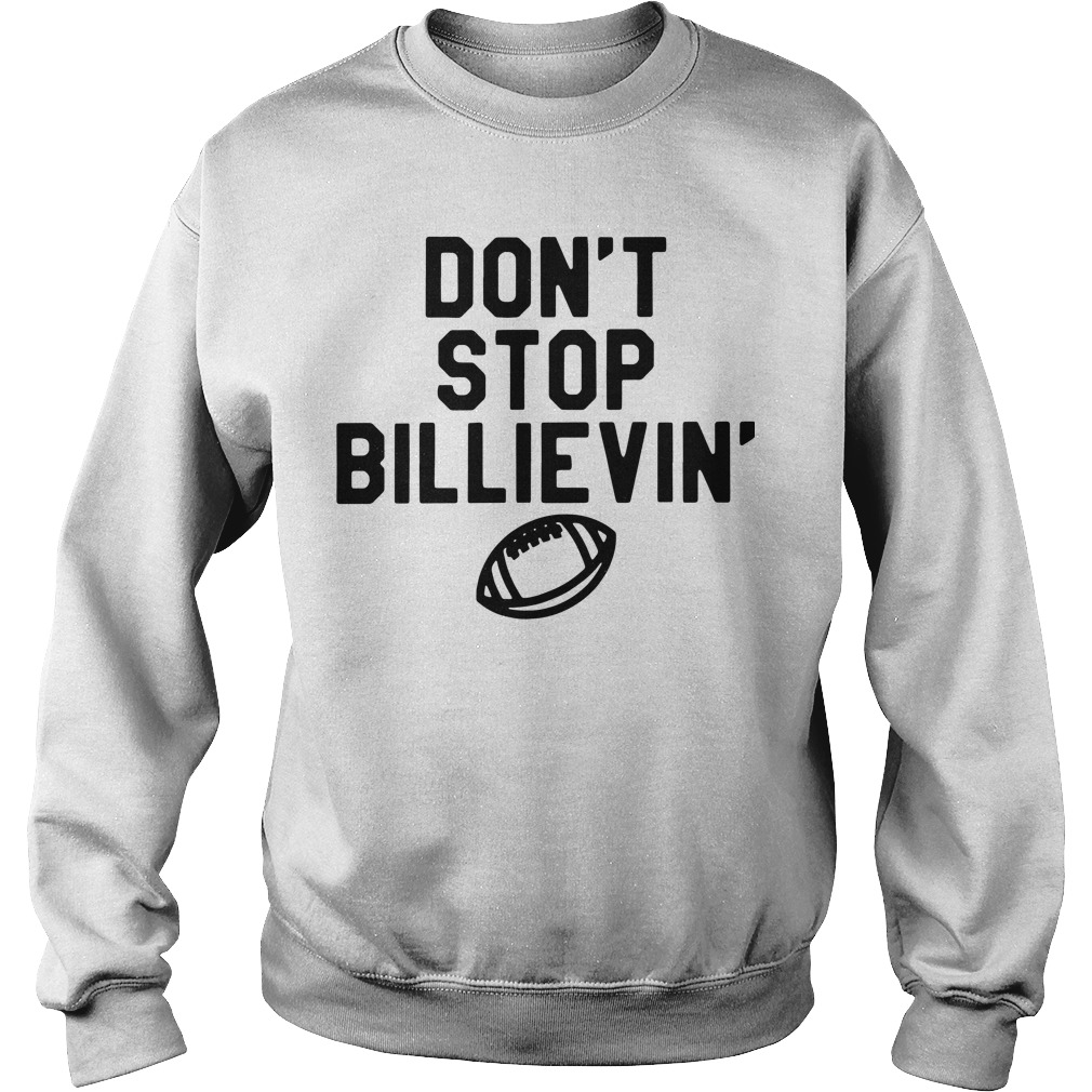 Don't Stop Billievin' Sweater
