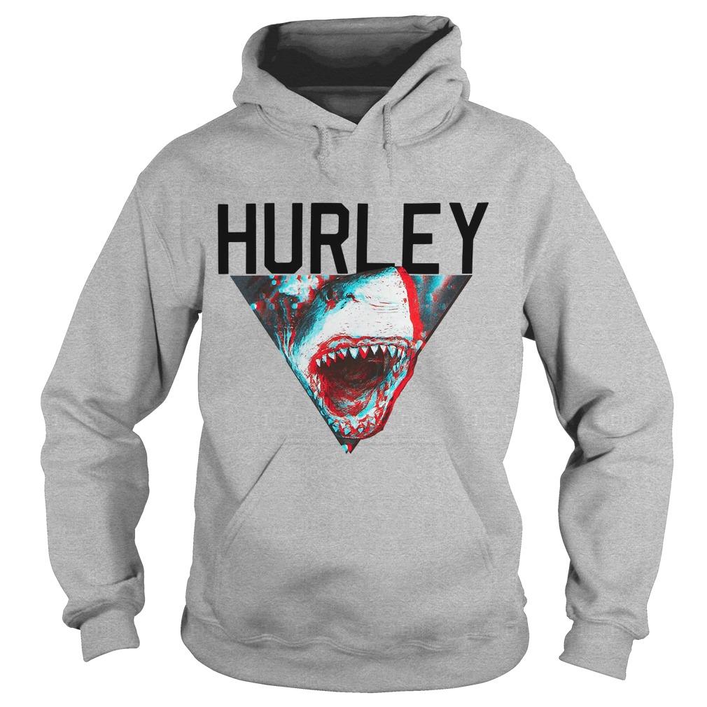 Hurley Open Jaws Big Kids Boys Hoodie
