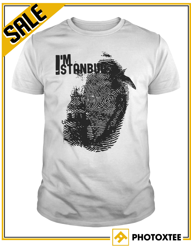 Mavi I'm Istanbul Shirt