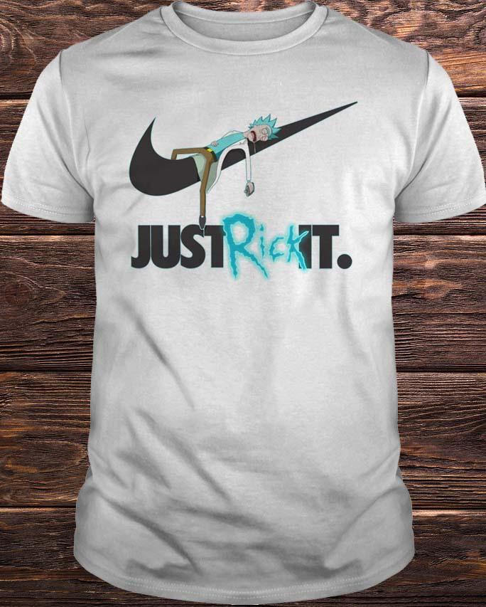 a593cb0d28e020 Nike Just Rick It Shirt