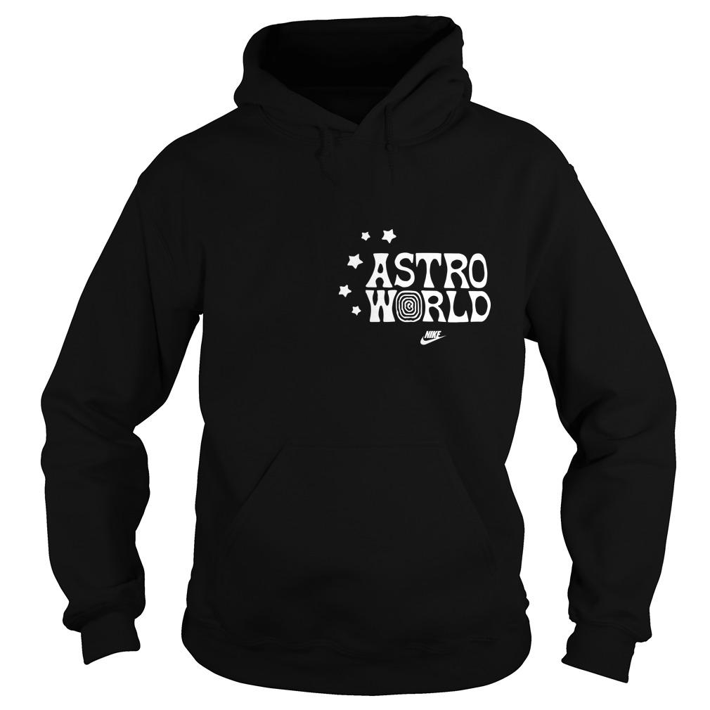 Nike Travis Scott Astroworld Hoodie