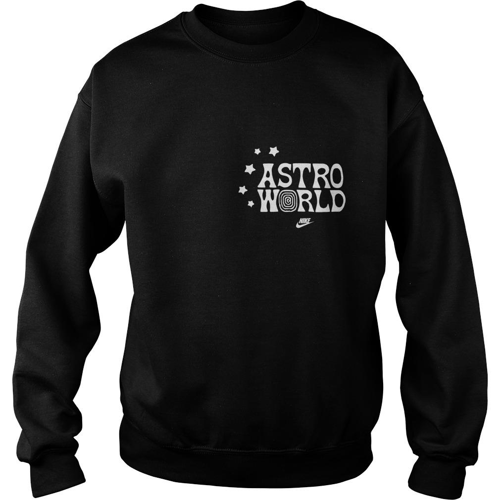 Nike Travis Scott Astroworld Sweater