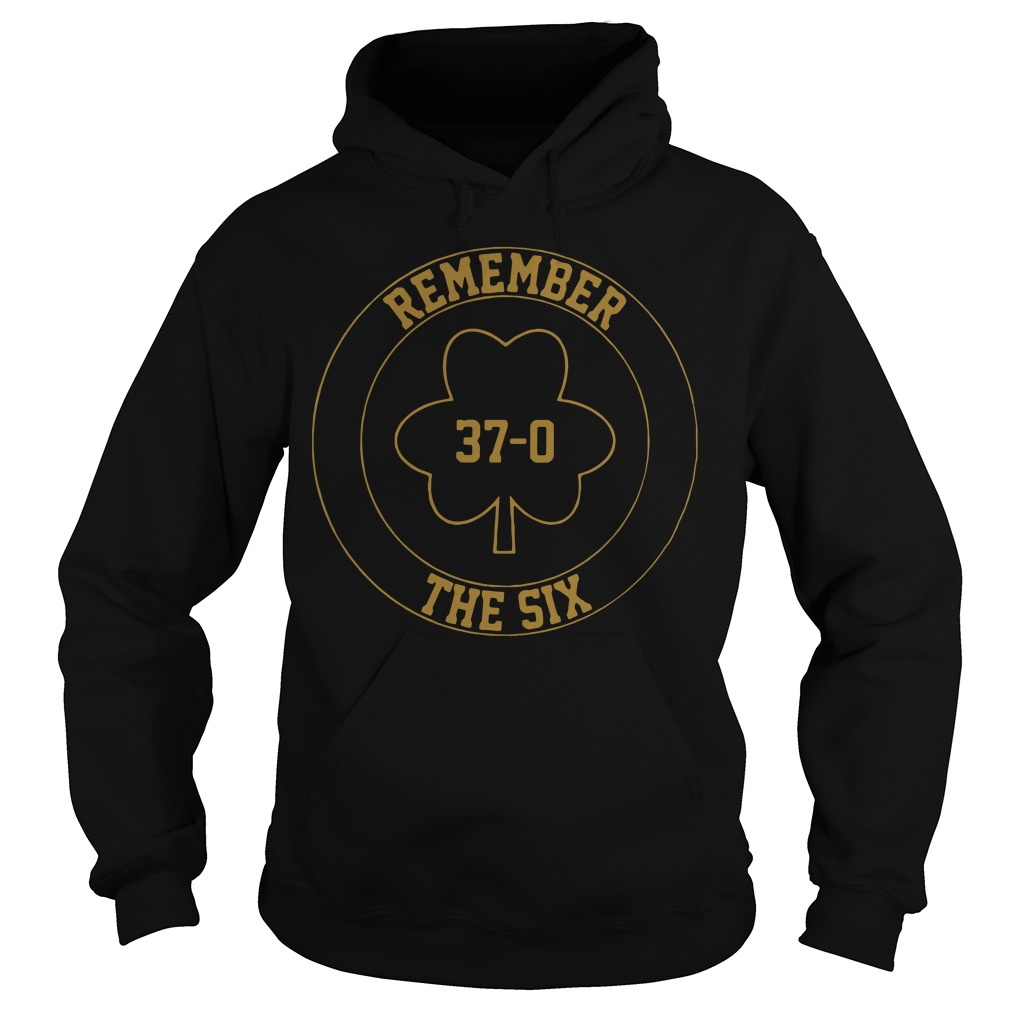 Remember The Six Hoodie
