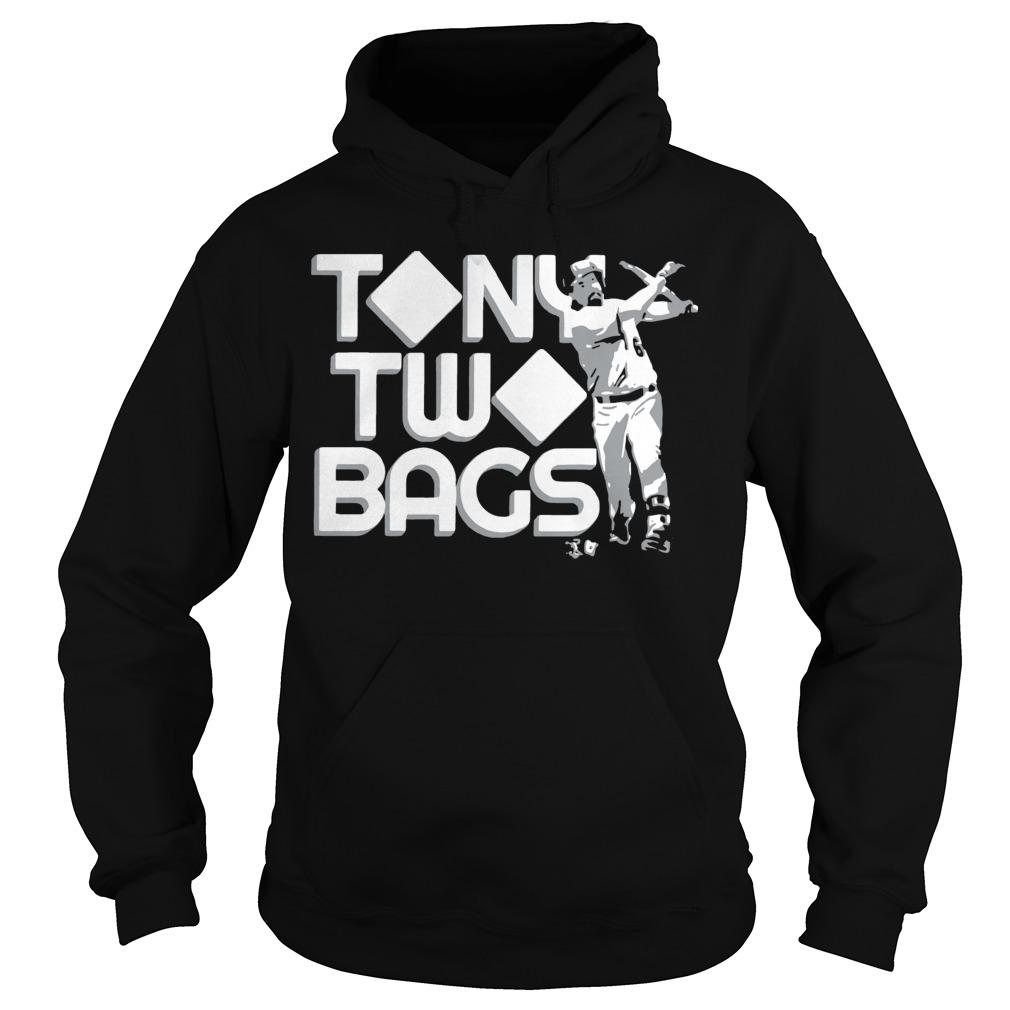 Tony Two Bags Hoodie