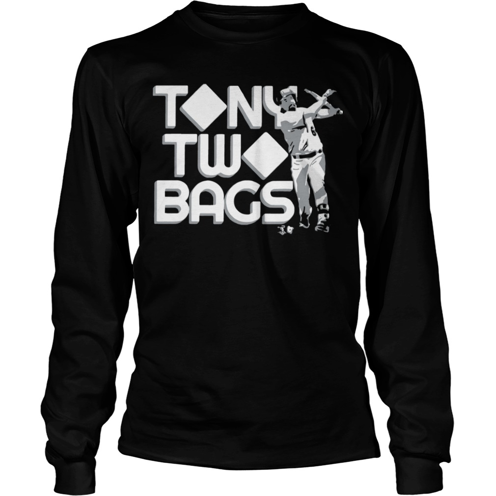 Tony Two Bags Longsleeve Tee