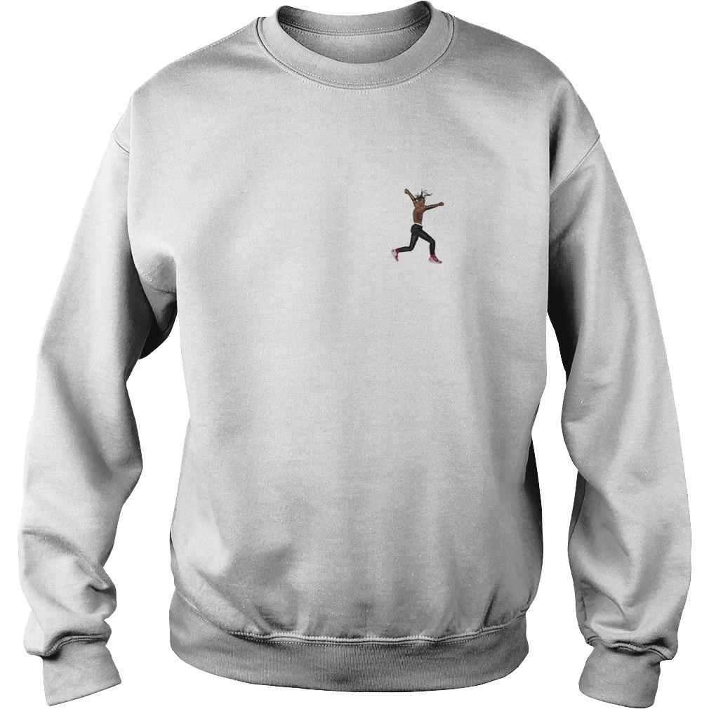 Travis Scott Virgil Abloh Astroworld 2018 Sweater Air Jordan Iv Cactus Jack