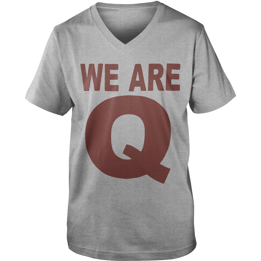 We Are Q Guys V-Neck