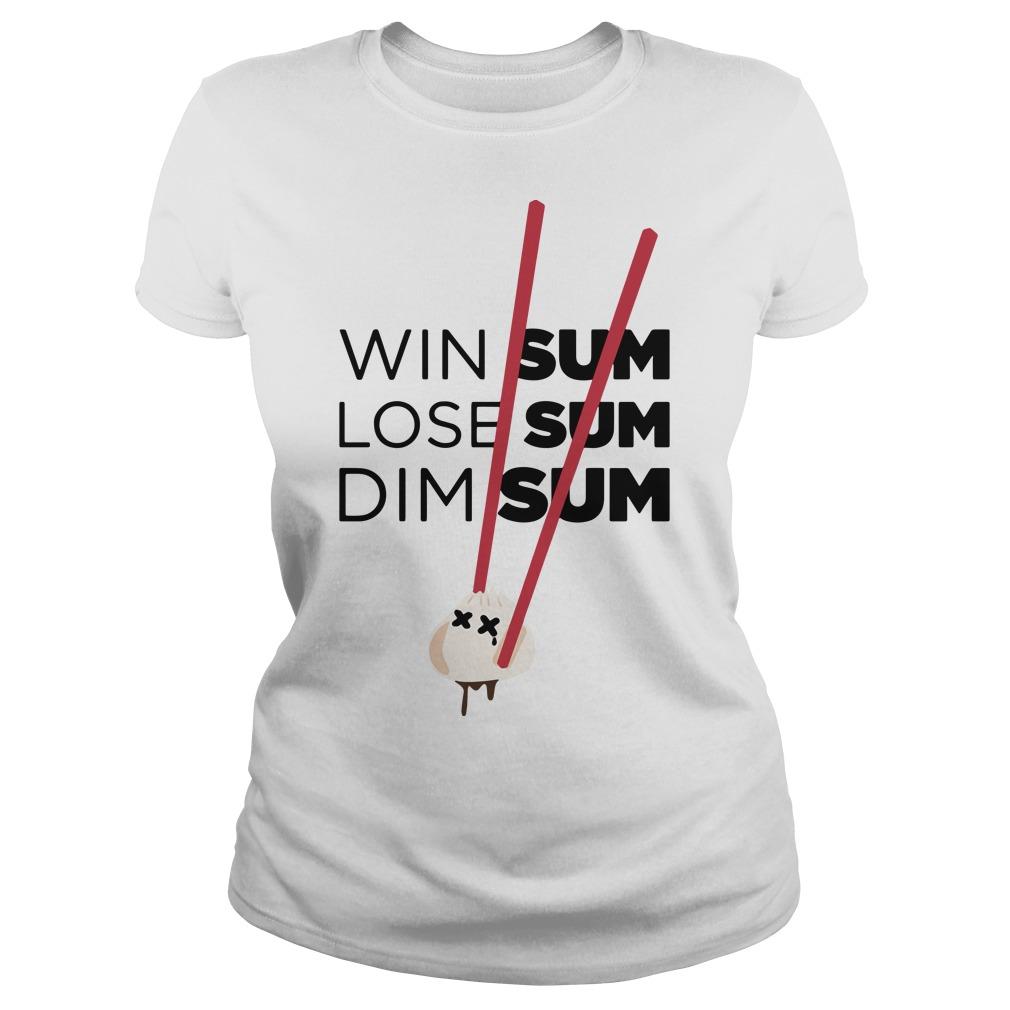 Win Sum Lose Sum Dim Sum Ladies