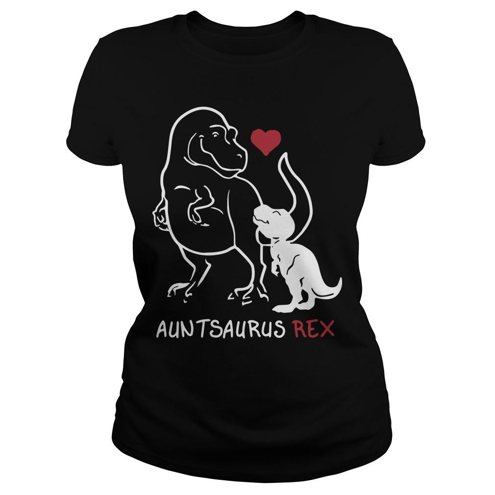 Auntsaurus Rex Ladies