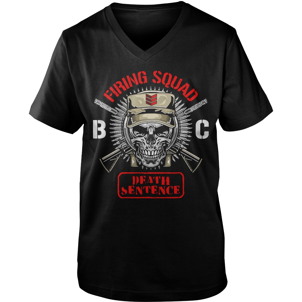 Bullet Club Firing Squad Guys V-Neck