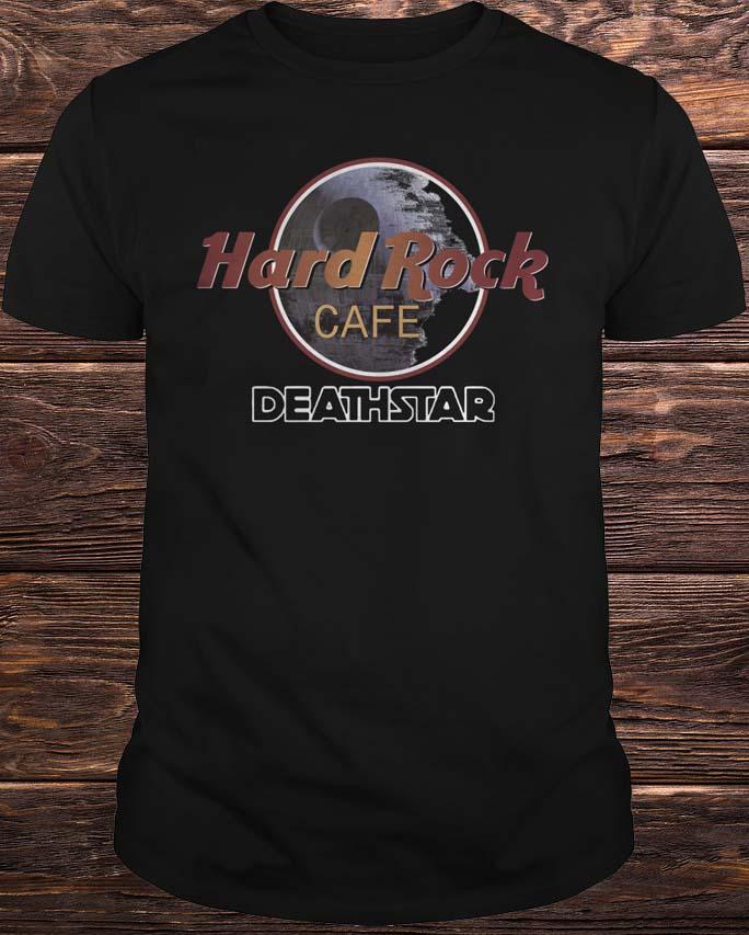 Hard Rock Cafe Deathstar Shirt