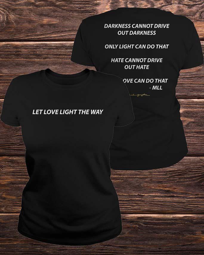 Let Love Light The Way Aurora Ladies