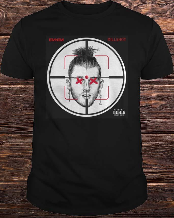 Machine gun kelly Killshot Eminem Shirt