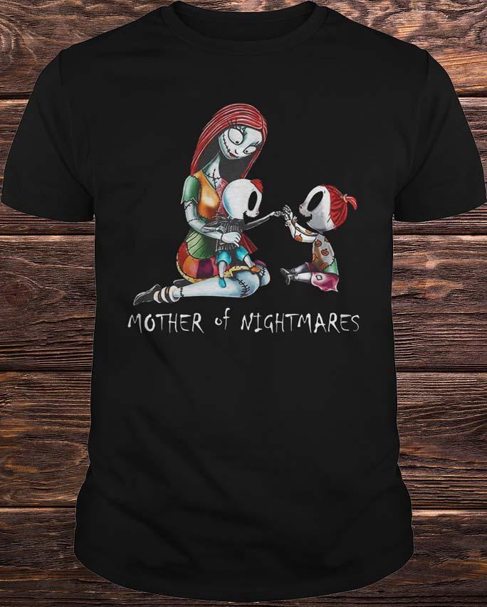 Nightmare Before Christmas Mothers Of Nightmare Shirt