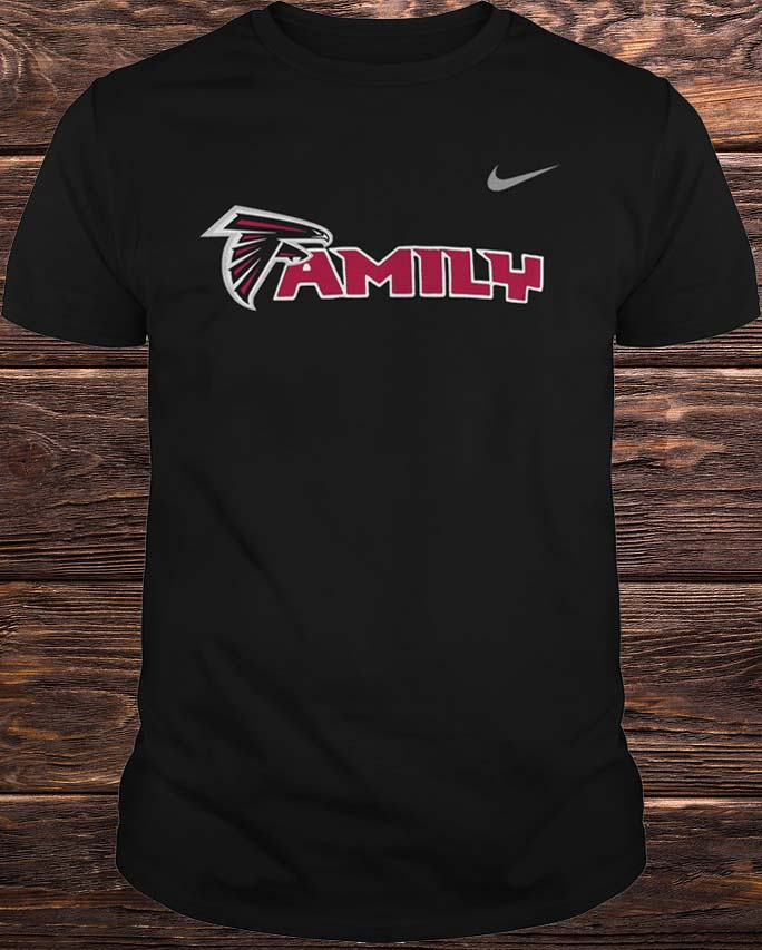 Nike Atlanta Falcons Family Shirt