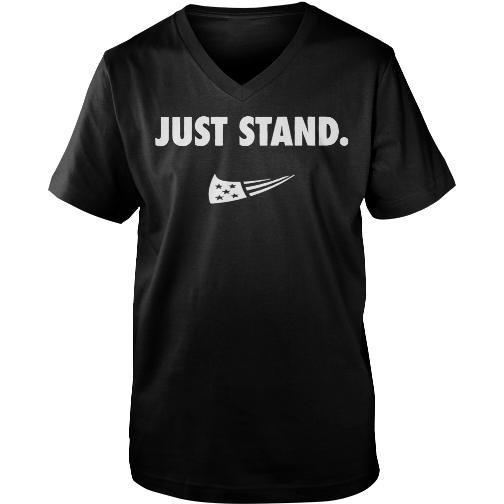 Nike Just Stand Guys V-Neck