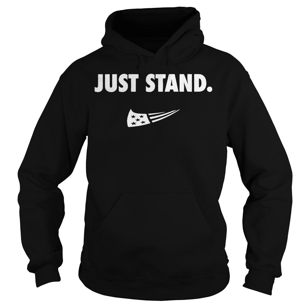 Nike Just Stand Hoodie