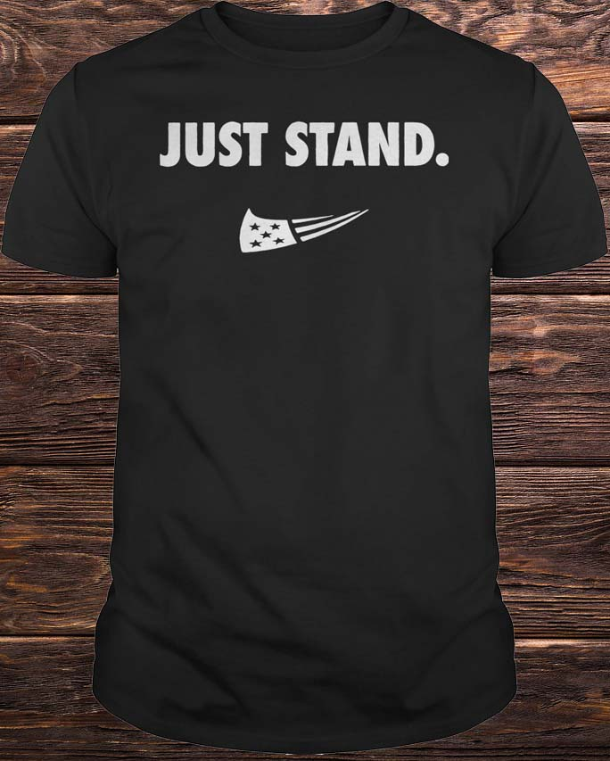 Nike Just Stand Shirt