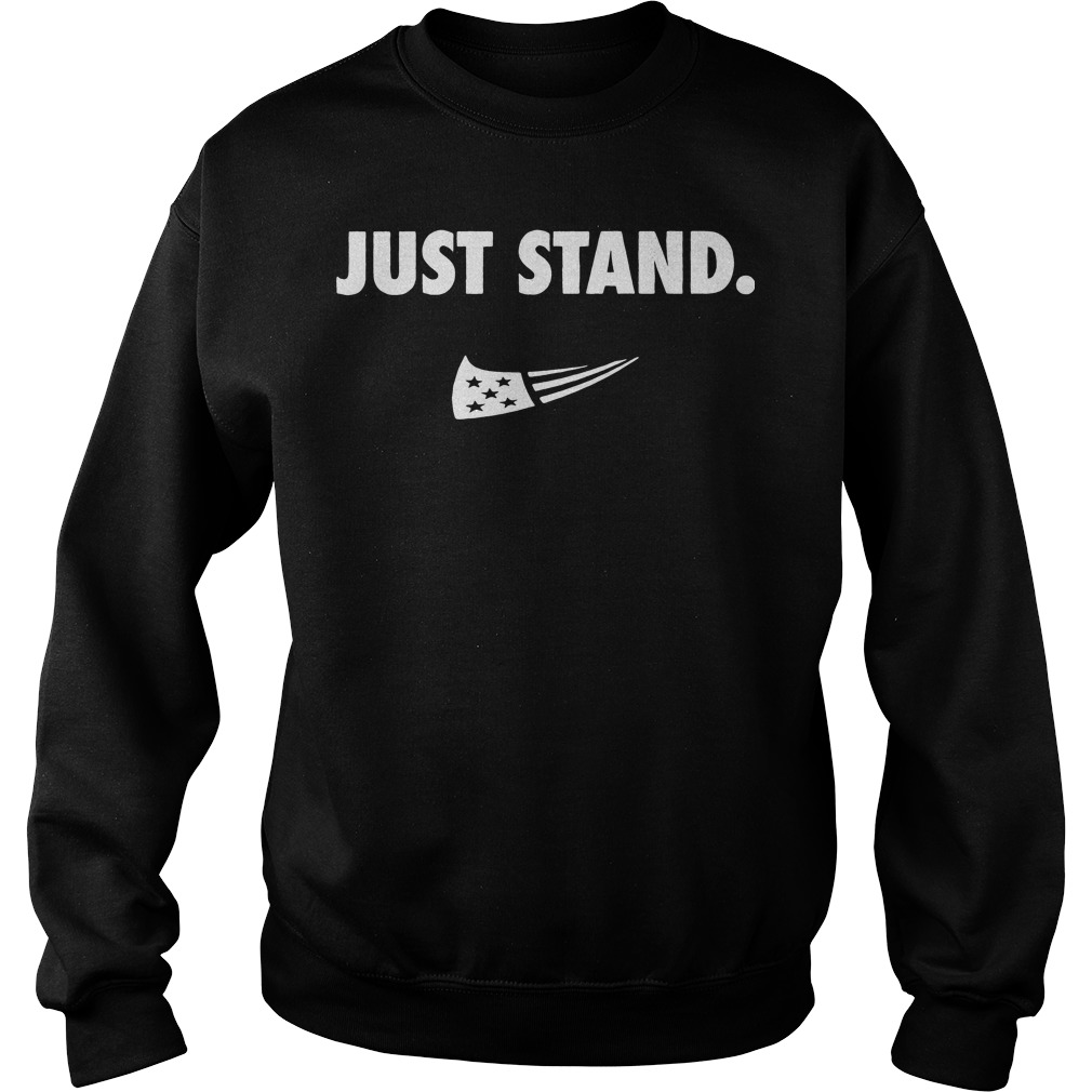 Nike Just Stand Sweater