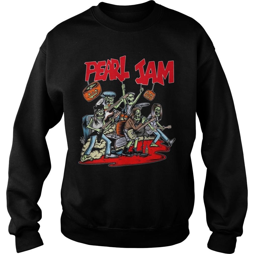 2018 Pearl Jam Halloween Sweater