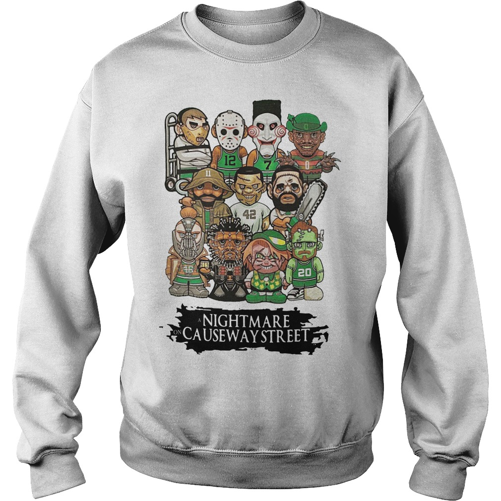 A Nightmare On Causeway Street Sweater