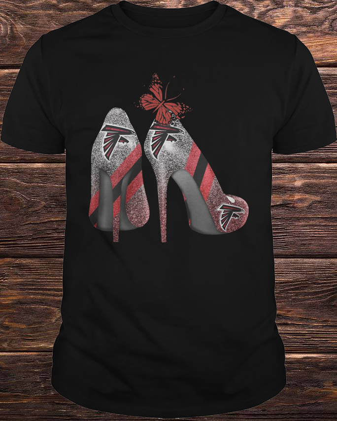 Atlanta Falcons High Heels Shirt