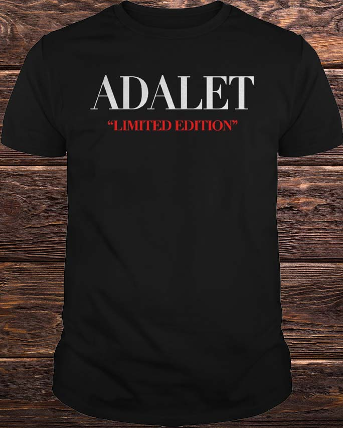 Fabrizio Corona Adalet T Shirt