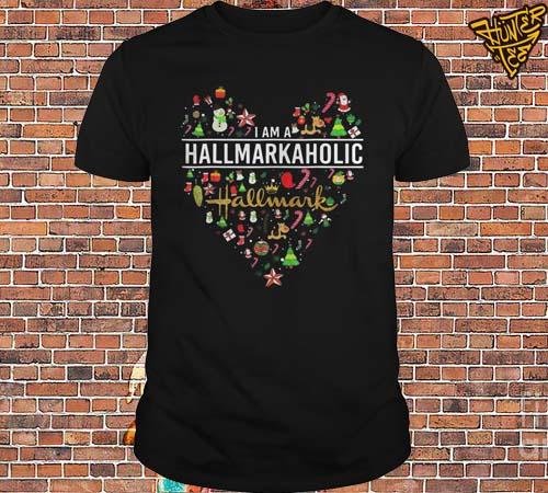 I'm A Hallmark Aholic Hallmark Shirt