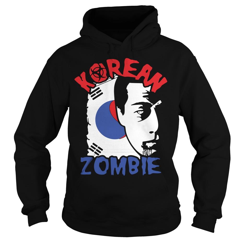 Chan Sung Jung Korean Zombie Walkout Hoodie