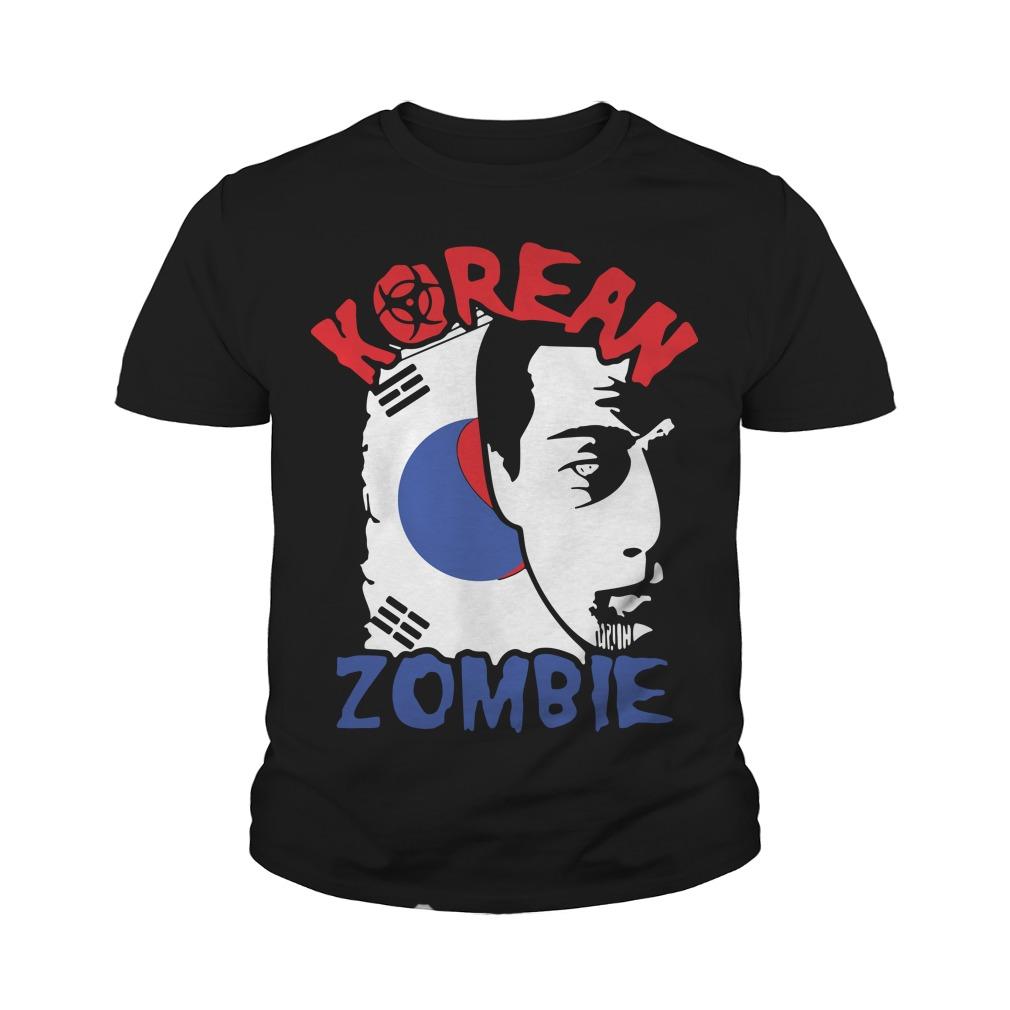 Chan Sung Jung Korean Zombie Walkout Youth Tee