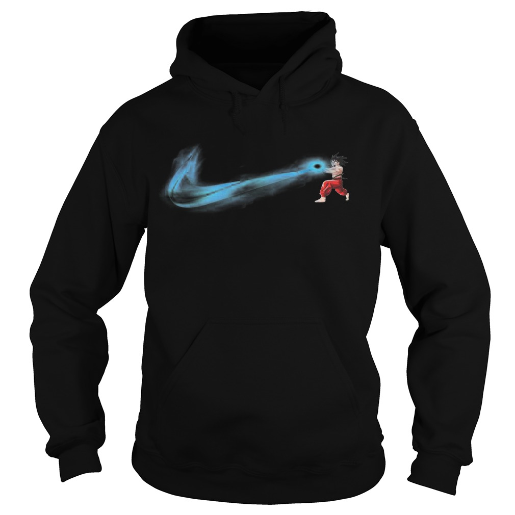 Goku Just Kamehameha It T Hoodie