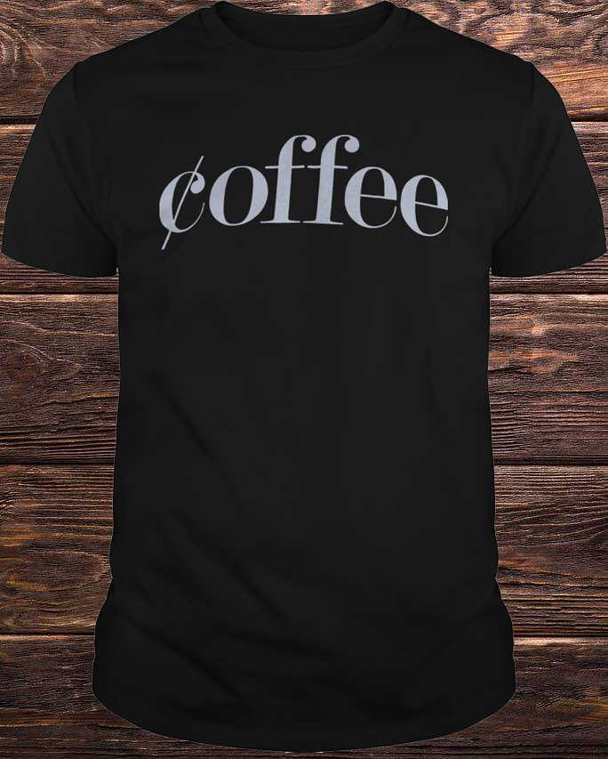 Scotty Sire Coffee Tattoo Shirt