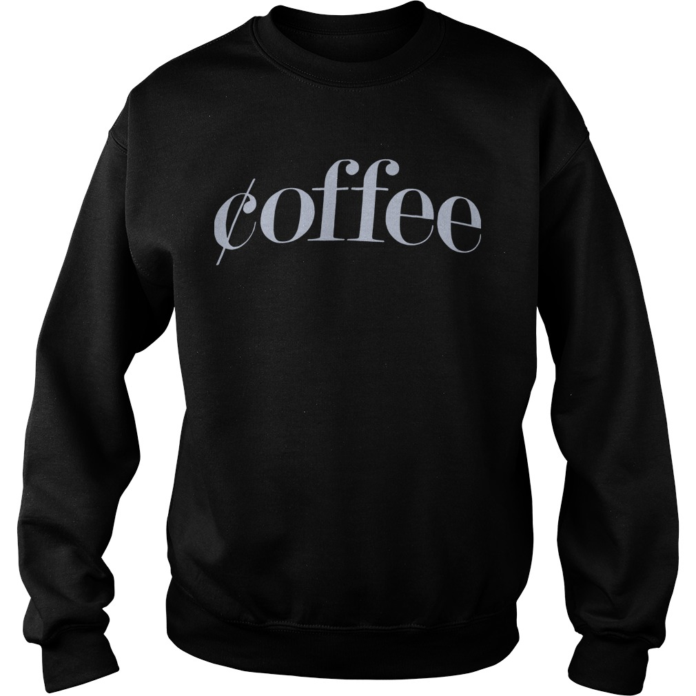Scotty Sire Coffee Tattoo Sweater