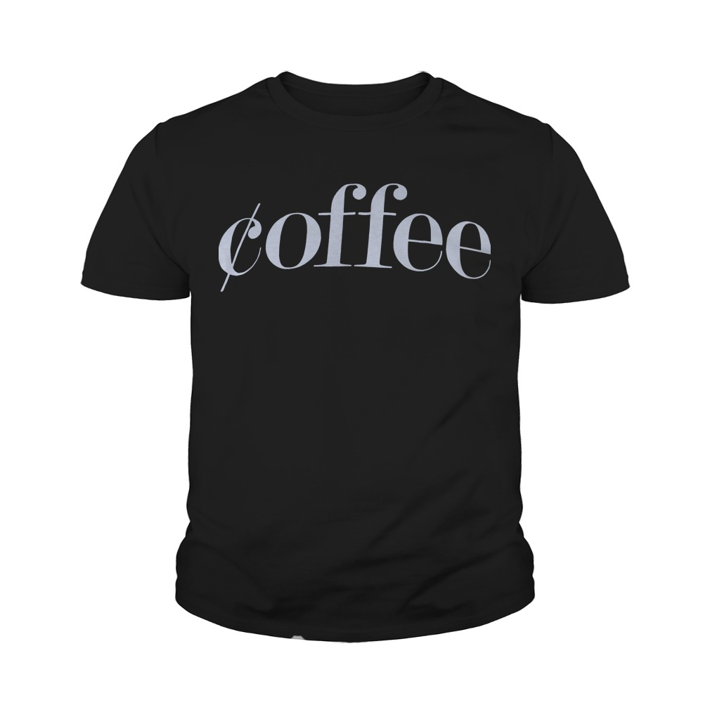 Scotty Sire Coffee Tattoo Youth Tee