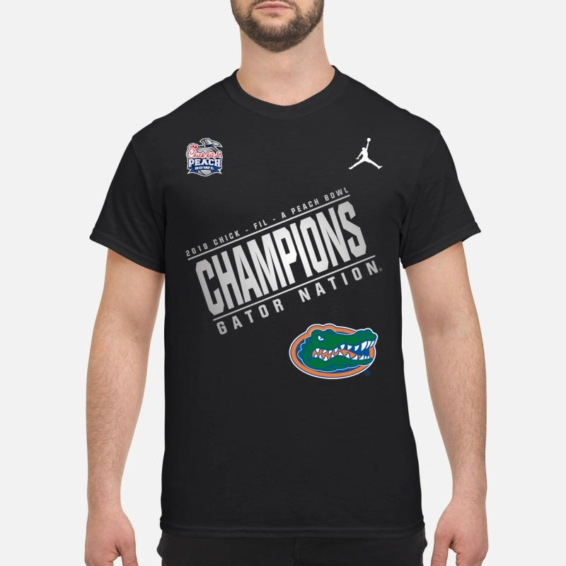 2018 Chick Fil A Peach Bowl Champion Shirt
