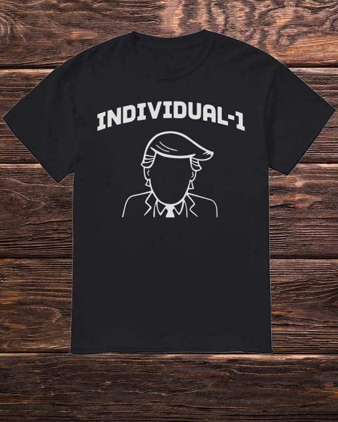 Ahmed Baba Individual-1 Trump Mueller Shirt