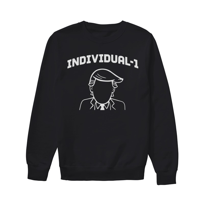 Ahmed Baba Individual-1 Trump Mueller Sweater