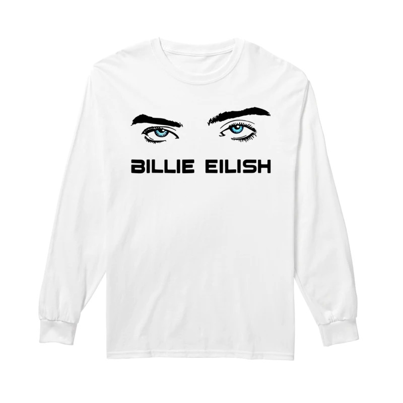 Billie Eilish Longsleeve Tee