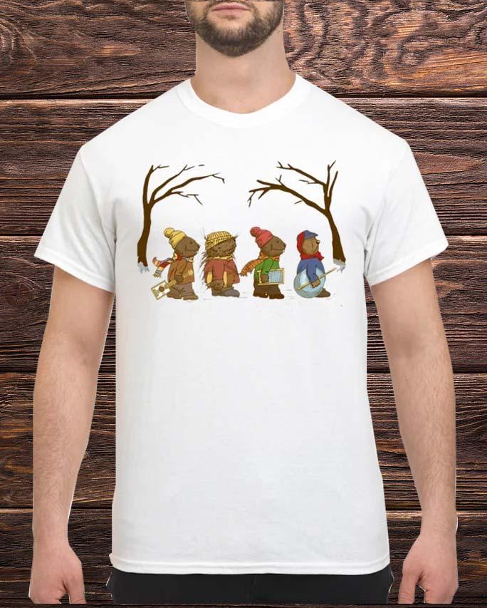 Emmet Otter's Jug Band Abbey Road Shirt