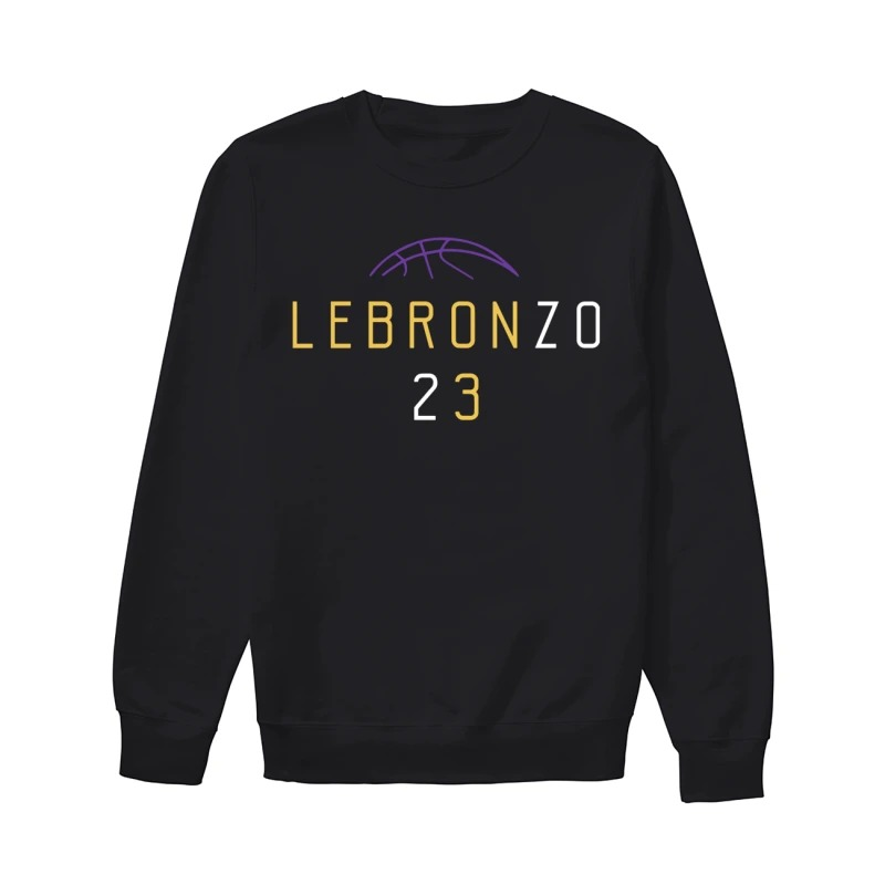Lebronzo 23 Sweater
