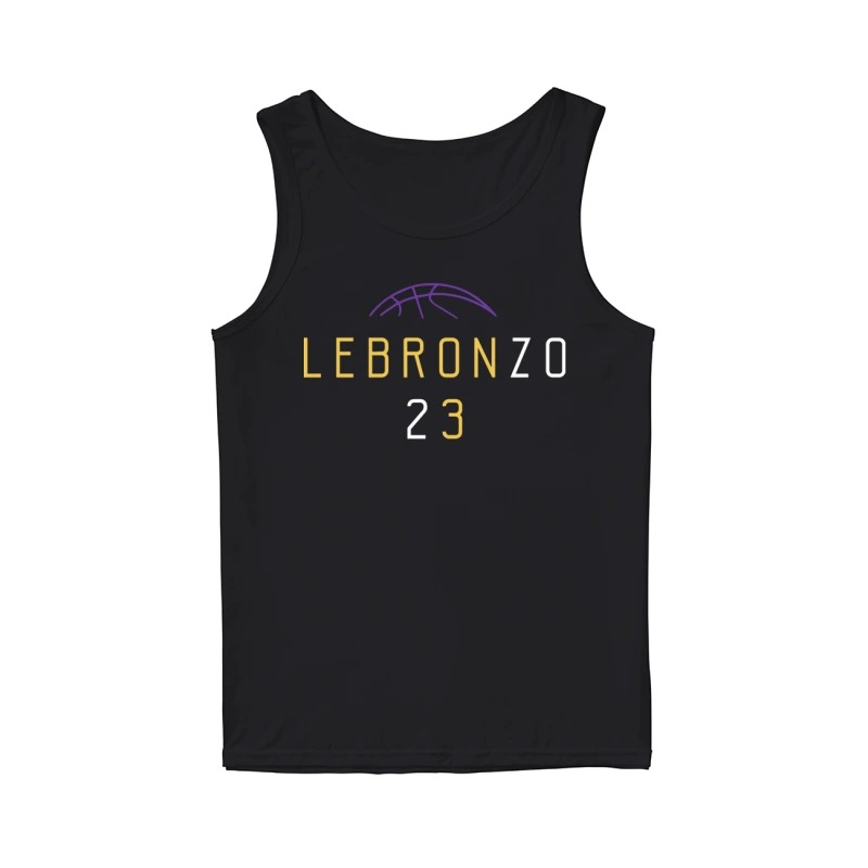 Lebronzo 23 Tank Top