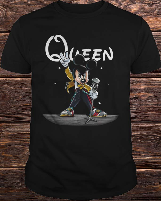 Mickey Mouse Queen Shirt