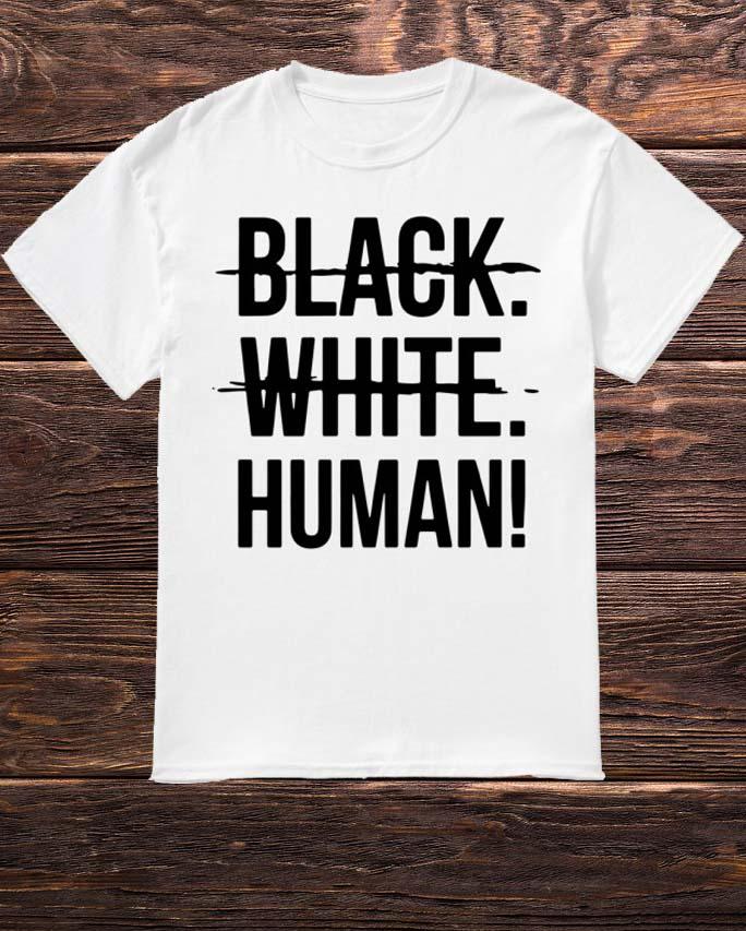Mike Colter Black White Human Shirt
